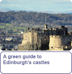 Edinburgh castles