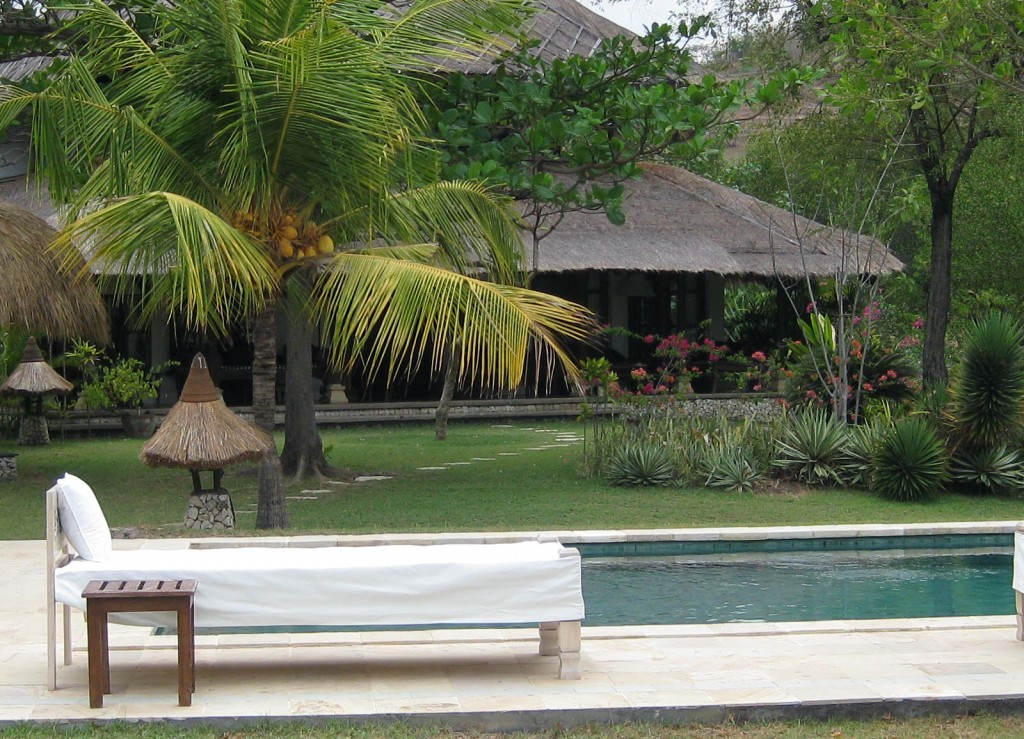 Balinese green luxury at Puri Ganeshi Villas - Pemuteran, Bali