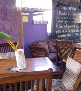 Cafe Bali Buddha - Ubud, Bali, Indonesia