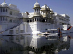 Green palaces of Udaipur