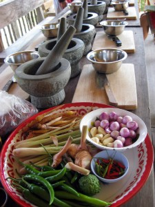 Thai Farm Cooking School - Chiang Mai, Thailand