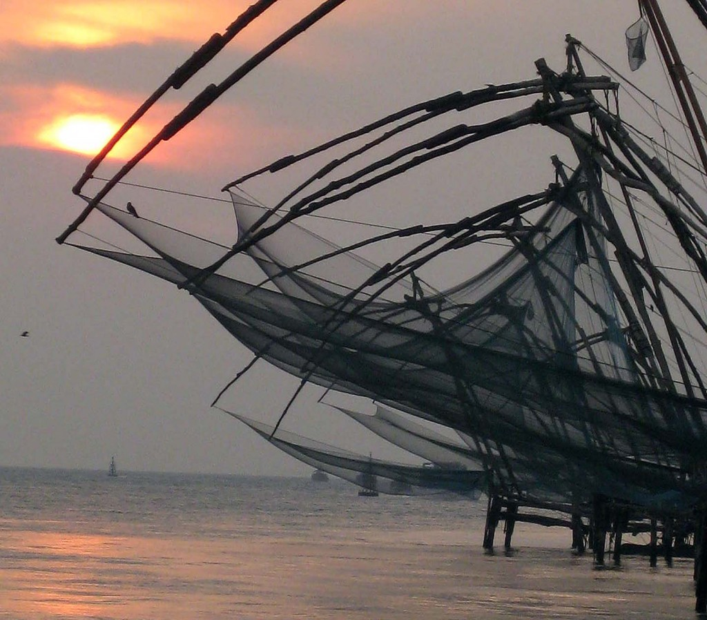 Fort Cochin Chinese nets