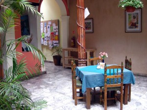La Casa del Pan in San Cristobal de las Casas, Chiapas, Mexico