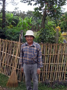 Mr. T of Mulberry Farm - Vang Vieng, Laos