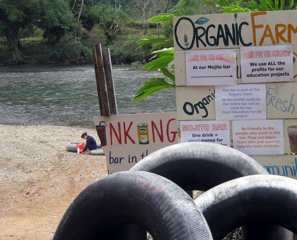 Mulberry Organic Farm - Vang Vieng, Laos