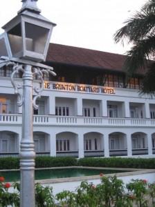Brunton Boatyard - Fort Cochin, Kerala, India