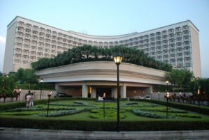 Taj Palace in New Delhi, India, is a Taj Hotels Resorts and Palaces property that is Green Globe certified as eco-friendly