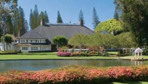 Eco-friendly Lodge at Koele in Lanai City, Lanai, Hawaii, USA