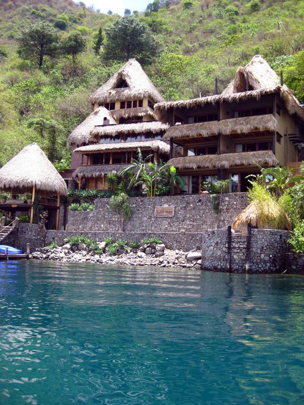 Laguna Lodge on Lake Atitlan, Guatemala
