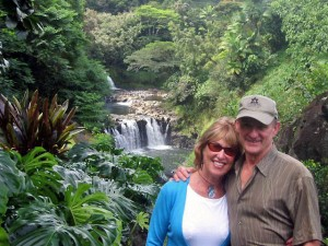 Rolly & Linda Wahl - Hilo, Big Island of Hawaii, USA