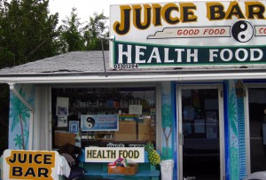 Good Food Conspiracy Health Foods on Big Pine Key, Florida, USA
