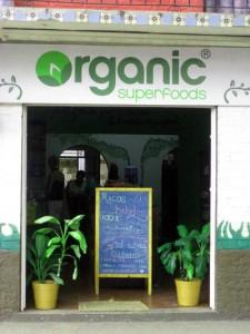 Organic Superfoods tienda in Puerto Vallarta, Jalisco, Mexico