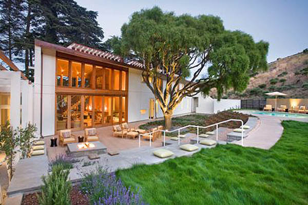 Healings Arts Center & Spa, Cavallo Point Lodge - Sausalito, California, USA