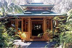 Bamboo House, Volcano Rainforest Retreat in Volcano, Hawaii, USA
