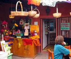 Via Organica in San Miguel de Allende, Guanajuato, Mexico