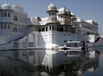 Rajasthan, India: Udaipur's green palace