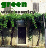 Green Wine Country by Green Traveler Guides