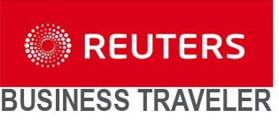 we are now on Reuters Business Traveler - click here