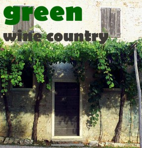 Green Traveler Guides' Green Wine Country