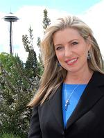 Molly Phillips, manager of CSR, Pan Pacific Seattle - Seattle, Washington, USA