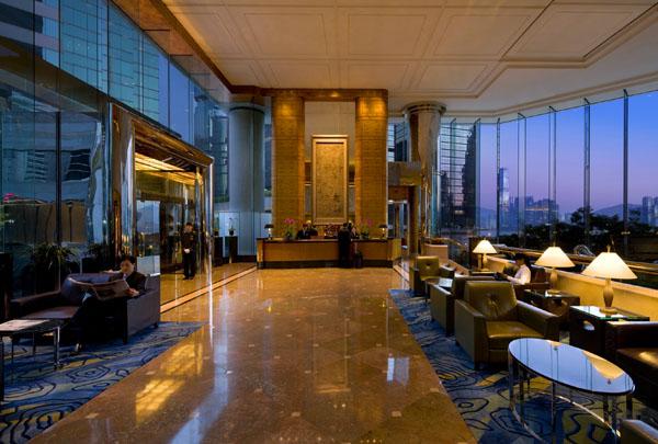 Jw Marriott Hong Kong Luxury Green Hotel Hong Kong
