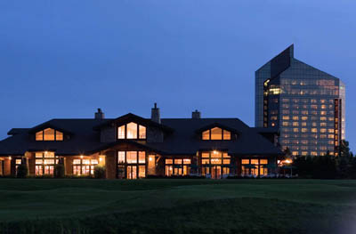 Grand Traverse Resort and Spa in Acme, Michigan USA