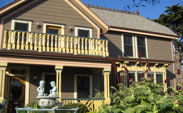 Cass House Inn & Restaurant - Cayucos, California USA