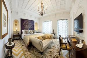 Rajput Suite, Taj Mahal Palace in Mumbai, India