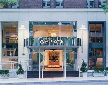 Hotel George in Washington DC