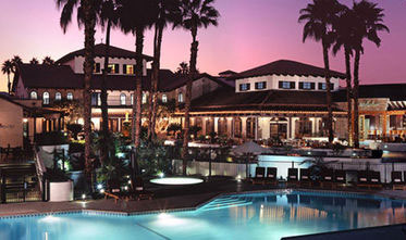 Rancho Las Palmas Resort & Spa in Rancho Mirage, California USA