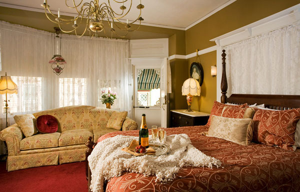 Guestroom, Fairthorne B&B in Cape May, NJ, USA
