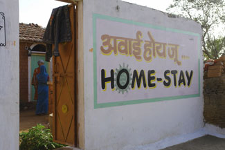 Home Stay, Friends of Orchha in Madhya Pradesh, India