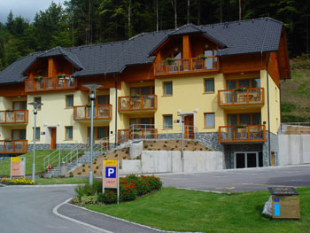 Therme Snovik in Tuhinj Valley, Slovenia