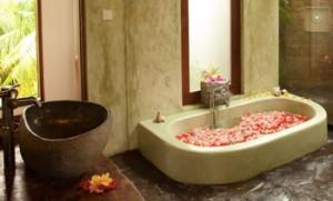 Bath, Soulshine-Bali in Ubud, Bali, Indonesia