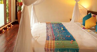 Guest bedroom, Soulshine-Bali in Ubud, Bali, Indonesia