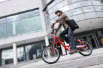 Hertz rents electric bikes in Spain