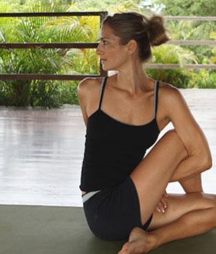 Yoga studio, Soulshine-Bali in Ubud, Bali, Indonesia