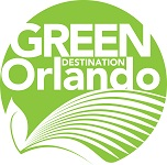 Green Destination Orlando logo