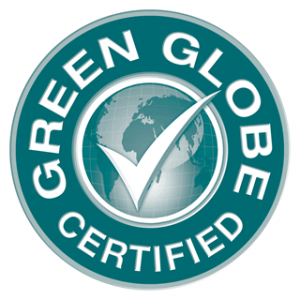 Green Globe Certified logo