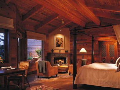 Vista Hot Tub Suite, Ventana Inn in Big Sur, Calif., USA