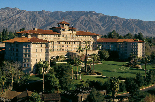 Langham Huntington in Pasadena, Calif, USA