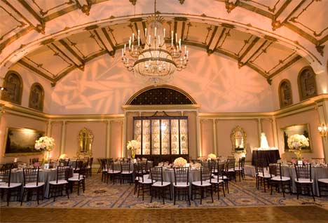 Georgian Ballroom, Langham Huntington in Pasadena, Calif., USA