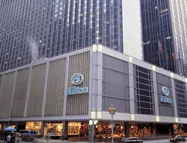 Eco-friendly Hilton New  York in New York City, NY, USA