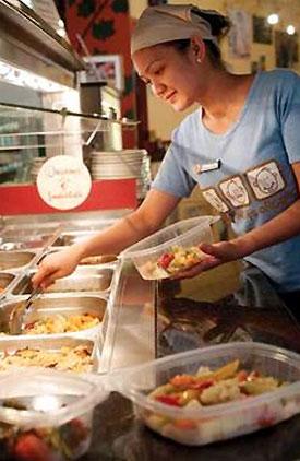 Organic Foods & Cafe in Dubai, United Arab Emirates