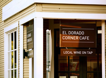 El Dorado Cafe in Sonoma, Calif., USA
