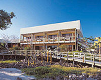Finch Bay Eco Hotel in the Galapagos Islands, Ecuador
