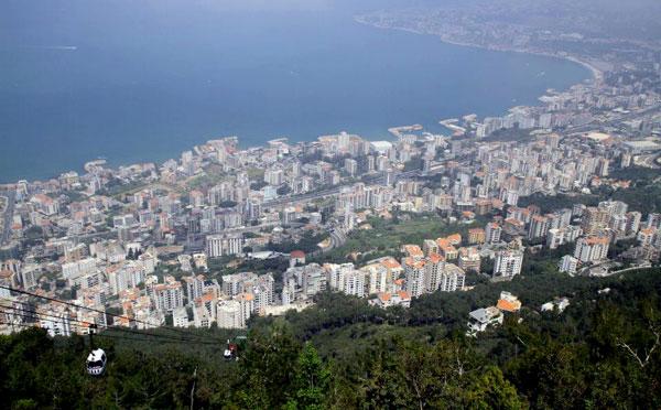 Beirut bay in Beirut, Lebanon