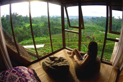 Suite at Desa Atas Awan in Bedugul, Bali, Indonesia
