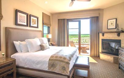 Guestroom, Ponte Vineyard Inn in Temecula, Calif., USA