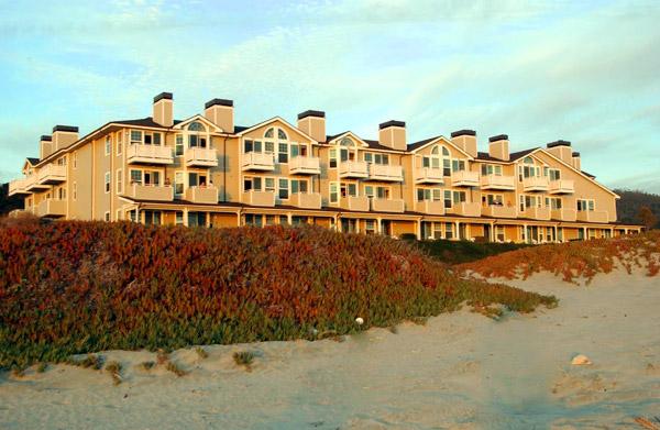Beach House in Half Moon Bay, Calif., USA